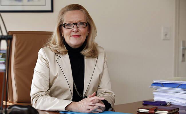 Catherine LEBLANC, directrice générale du Groupe ESSCA