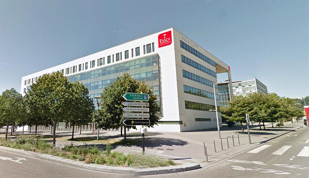 Campus Lyon Essca