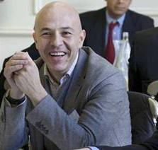 Claude MONNIER Directeur des Ressources Humaines Sony Music Entertainment, parrain de la 2e promotion 2014-2015