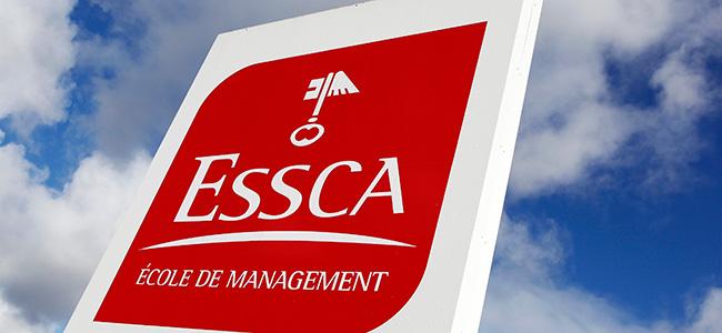Logo ESSCA - Grande École de Management