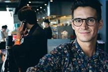 A sa sortie de l'ESSCA il crée sa société à Hong Kong, Alexandre Monsarrat (ESSCA 2012)