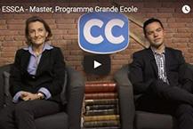 ESSCA - Programme Grande École