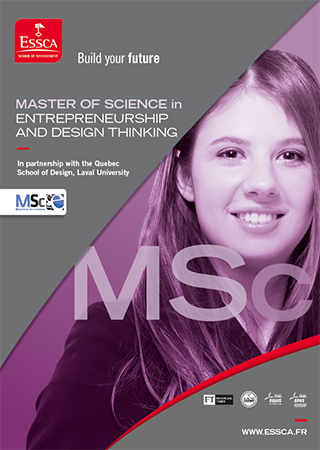 mSc. Global Fast-Moving Consumer Goods Marketing - ESSCA