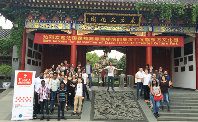 Shanghai Spring Semester ESSCA