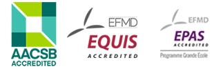 Accréditation AACSB, EQUIS, EPAS