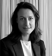 Frédérique SCAVENNEC, Directrice Recrutement Groupe L'Oréal,marraine de la promotion 2016