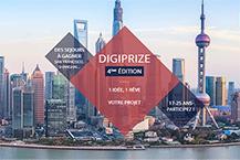 Remise des prix du concours Digiprize 4e edition - ESSCA