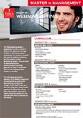 Major in Webmarketing ESSCA