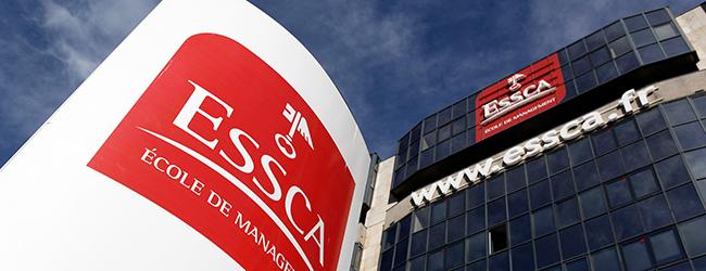 Plateforme logement de l'ESSCA