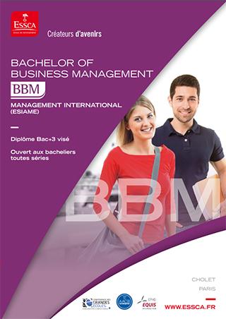 Bachelor of Business Management International