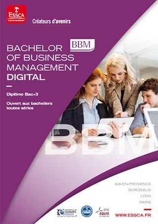 Bachelor of Business Management Digital