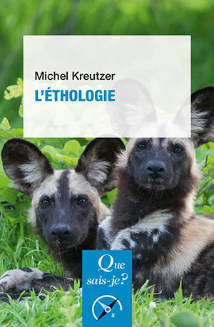 """Conférence de l'éthologue Michel Kreutzer """"Pour définir l'homme il faut comprendre l'animal"""""""